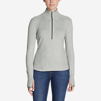 Thumbnail View 1 - Women's Engage 1/4-Zip Sweater