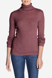 Women's Flightplan Turtleneck Sweater