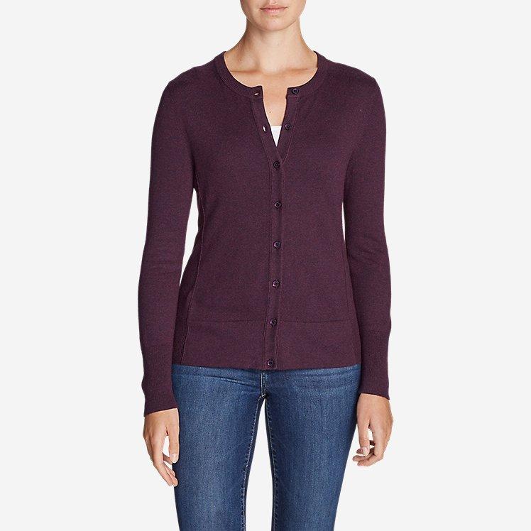 Women's Christine Travel Cardigan Sweater large version
