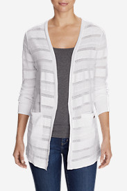 Women's Fiona Boyfriend Cardigan Sweater - Solid