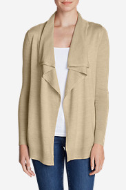 Women's Flightplan Cardigan Sweater - Solid