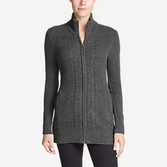 Thumbnail View 1 - Women's Mt. Elwell Cardigan Sweater