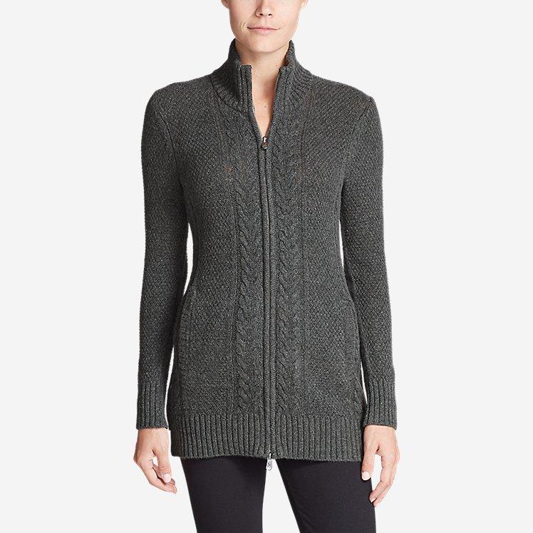 Women's Mt. Elwell Cardigan Sweater large version