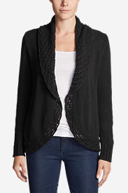 Women's Peakaboo Shorter Cardigan