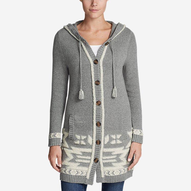 Women's Mount Houghton Sweater Coat large version