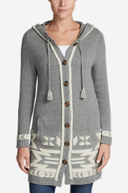 Women's Mount Houghton Sweater Coat