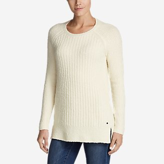Thumbnail View 1 - Women's Aurora Long Pullover Sweater