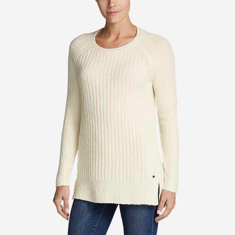 Women's Aurora Long Pullover Sweater large version