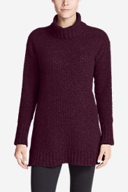 Women's Lounge Around Turtleneck Sweater