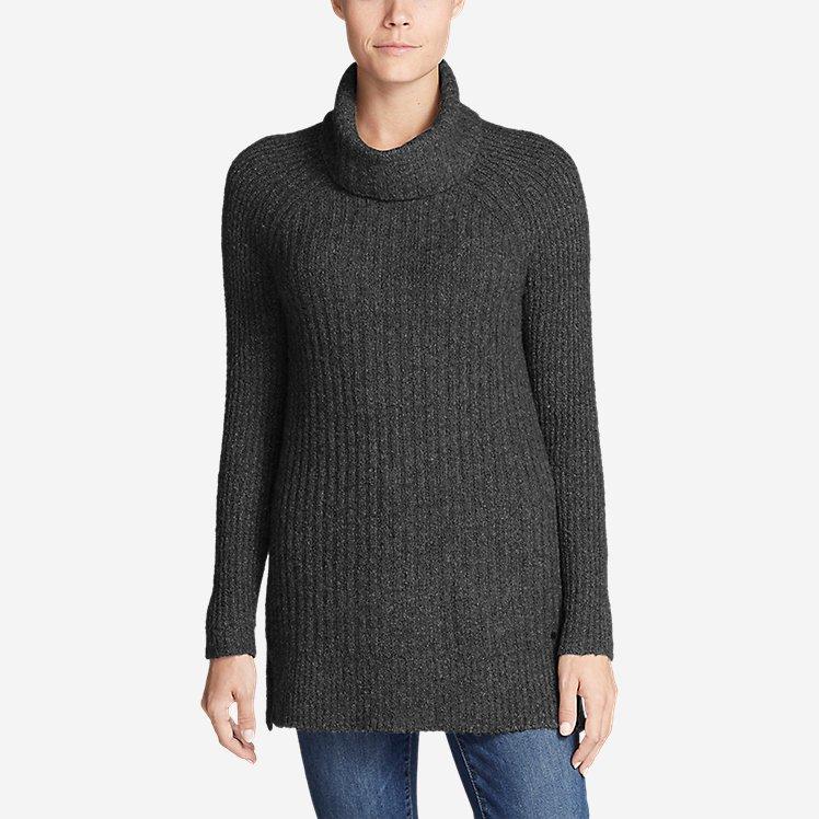 Women's Aurora Turtleneck Sweater large version