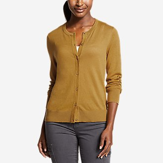 Thumbnail View 1 - Women's Christine Tranquil Cardigan Sweater