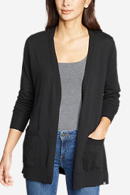 Women's Christine Tranquil Long-Sleeve Boyfriend Cardigan