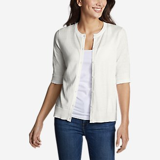 Thumbnail View 1 - Women's Christine Tranquil Elbow Cardigan