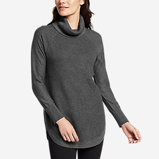 Thumbnail View 1 - Women's Christine Tranquil Tunic Sweater