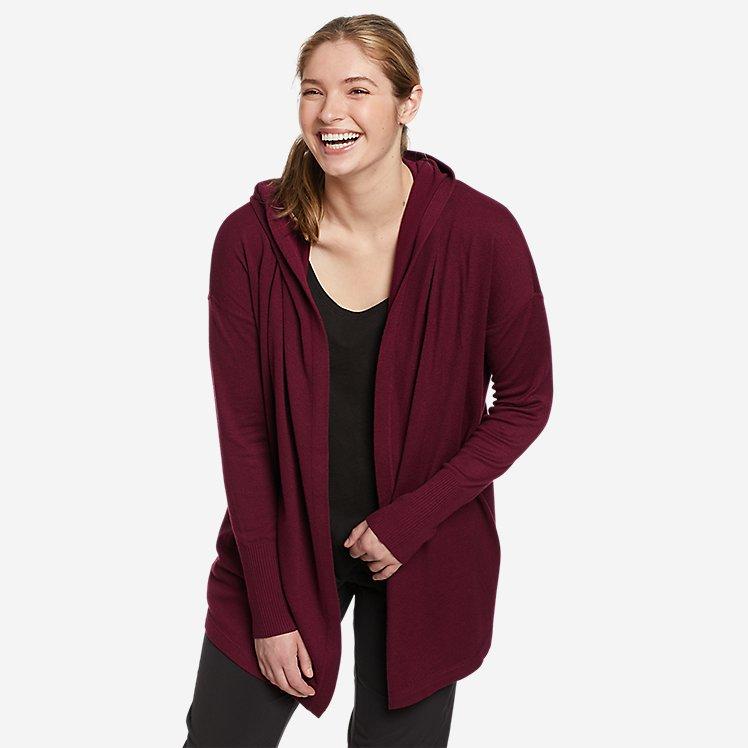 Women's Engage Wrap Sweater large version