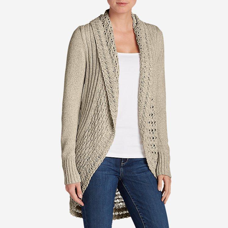 Women's Peakaboo Cardigan Sweater large version