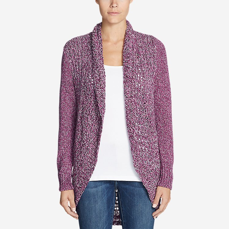 Women's Peakaboo Cardigan Sweater large version