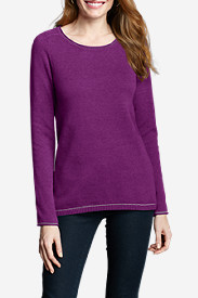 Women's Sweatshirt Crewneck Sweater