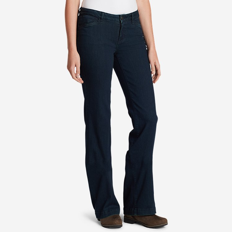 Women's Elysian Trouser Jeans - Curvy large version