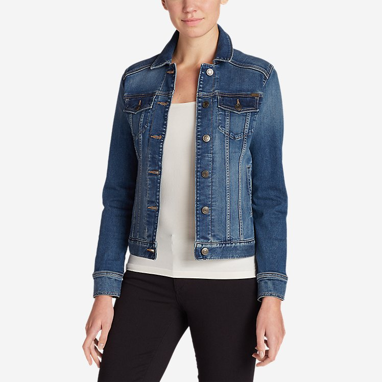 Women's Elysian Denim Jacket large version