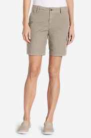 Women's Adventurer® Stretch Ripstop Cargo Shorts - Slightly Curvy