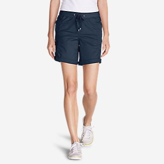 Thumbnail View 1 - Women's Kick Back Twill Shorts