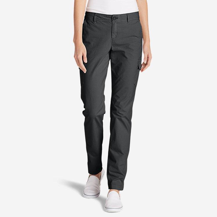 Women's Adventurer® Stretch Ripstop Cargo Pants - Slightly Curvy large version