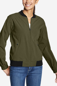Women's Voyager Bomber Jacket