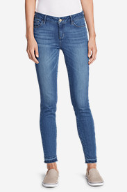 Women's Elysian Released-Hem Jeans