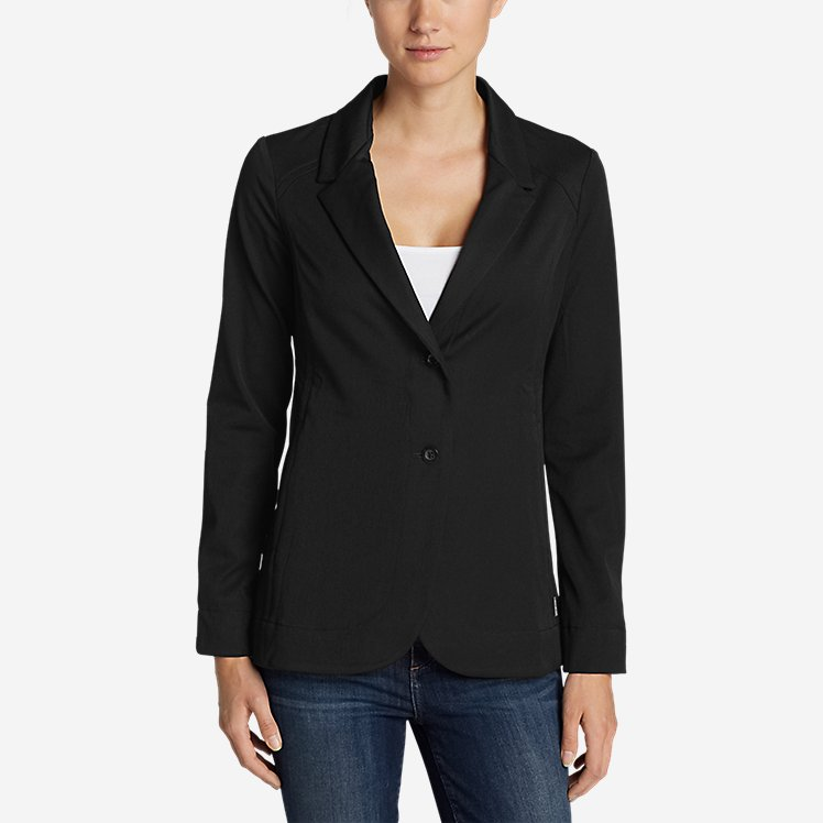 Women's Travel Blazer large version