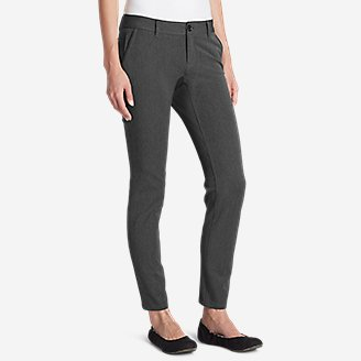 Thumbnail View 1 - Women's Travel Pants - Slightly Curvy