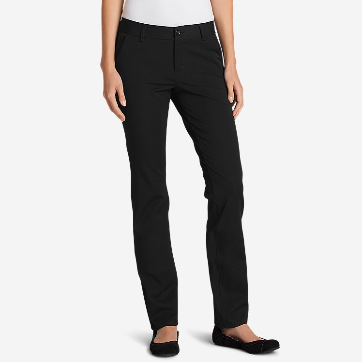 Women's Travel Pants - Slightly Curvy large version