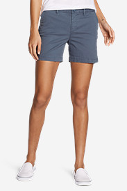 Women's Willit Stretch Legend Wash Shorts - 5""