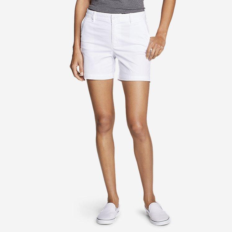 "Women's Willit Stretch Legend Wash Shorts - 5"" large version"