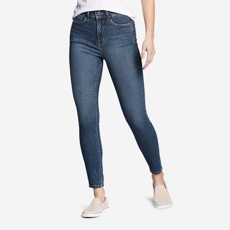 Women's Elysian Skinny High-Rise Jeans large version