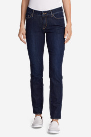 Women's Voyager Slim Straight Jeans - Slightly Curvy