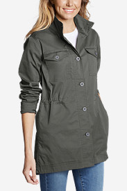 Women's Kick Back Twill Jacket
