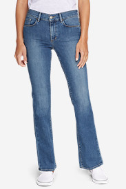 Women's Elysian Baby Boot Jeans - Slightly Curvy