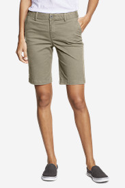 Women's Stretch Legend Wash Bermuda Shorts