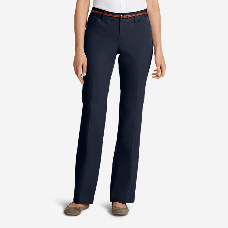 Women's StayShape® Twill Trousers - Curvy large version