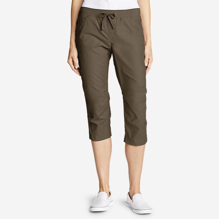 Women's Exploration Capris large version