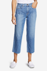 Women's Original High-Rise Stovepipe Crop Jeans