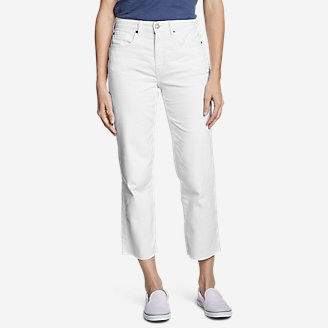 Thumbnail View 1 - Women's Original High-Rise Stovepipe Crop Jeans