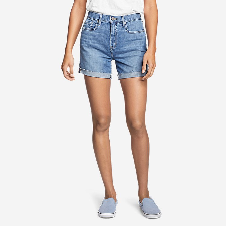 Women's Original High-Rise Shorts large version