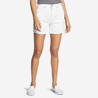 Thumbnail View 1 - Women's Original High-Rise Shorts