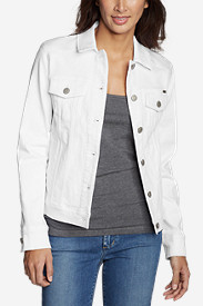Women's Elysian Denim Jacket - Color