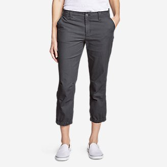 Thumbnail View 1 - Women's Adventurer® Ripstop 2.0 Slim Crop Pants