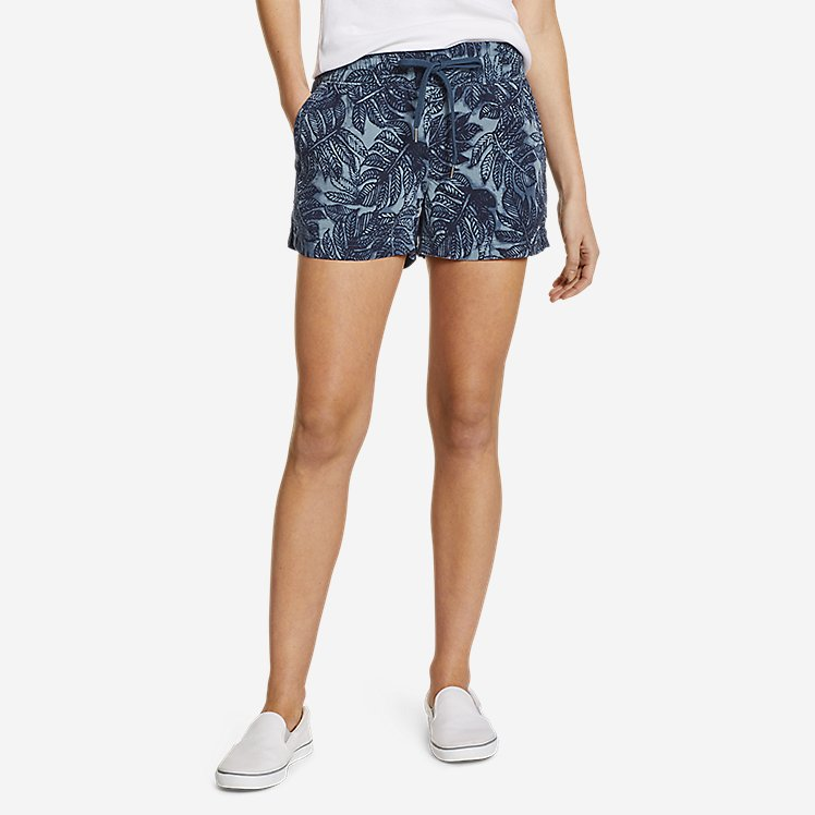 Women's Tranquil Easy Pull-On Shorts large version