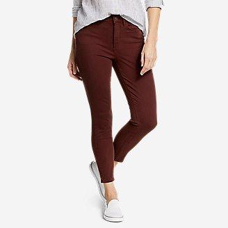 Thumbnail View 1 - Women's Elysian High-Rise Skinny Twill Jeans