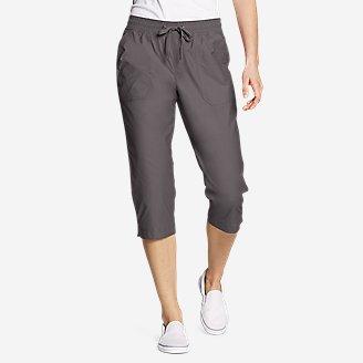 Thumbnail View 1 - Women's Exploration Utility Crop Pants